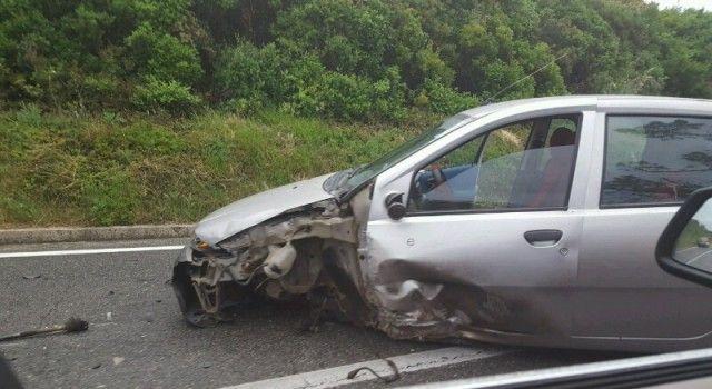FOTO Teška prometna nesreća u Tustici