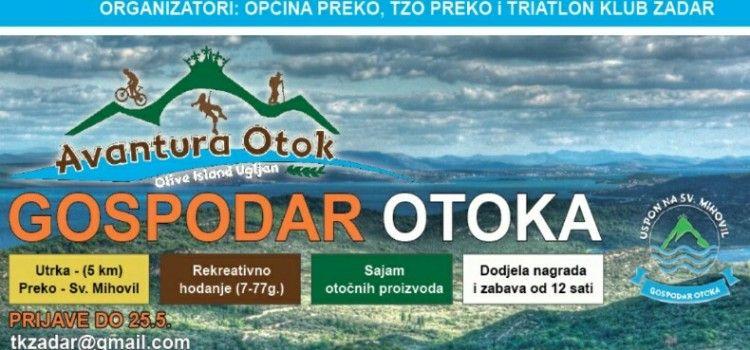 U nedjelju utrka 'Gospodar otoka – Uspon na Sv. Mihovil' sa startom u Preku