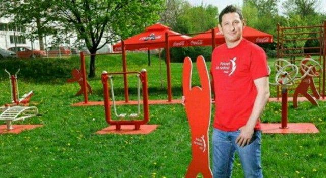 KLIKNI I GLASUJ ZA SVOJ GRAD Coca Cola pokreće projekt vježbališta na otvorenome