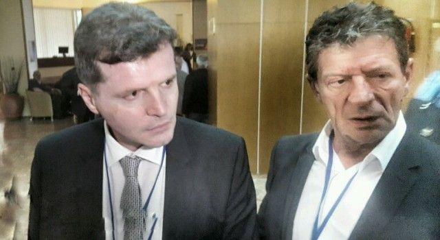 DILBER I NAKIĆ UVJERAVAJU: Napetosti među koalicijskim partnerima u Vladi ne postoje!