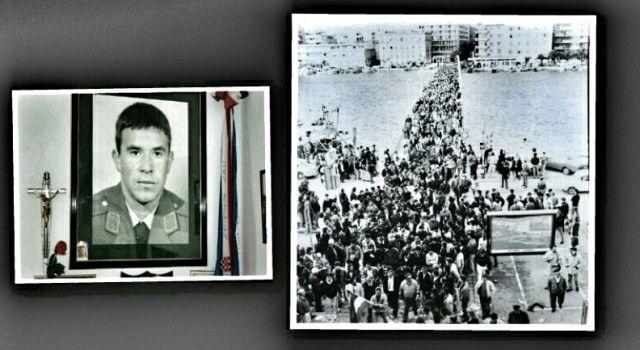 KRISTALNA NOĆ Na dan ubojstva Franka Lisice Bibinjci prestrašili Srbe i JNA u Zadru!