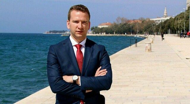 Josip Bilaver oprostio se od Mladeži HDZ-a: 'Radujem se novim izazovima'