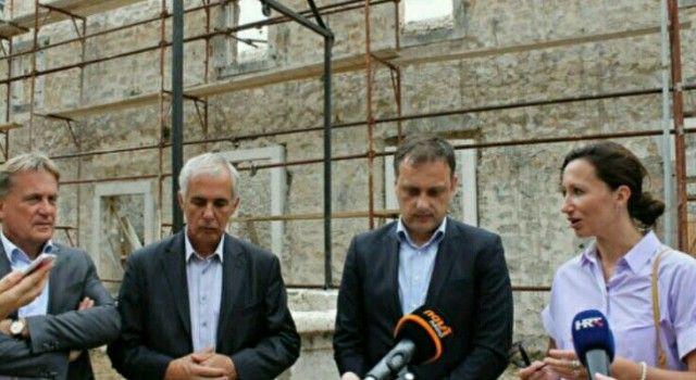 MINISTAR TURIZMA POSJETIO ZADAR Sastao se sa županom i gradonačelnikom