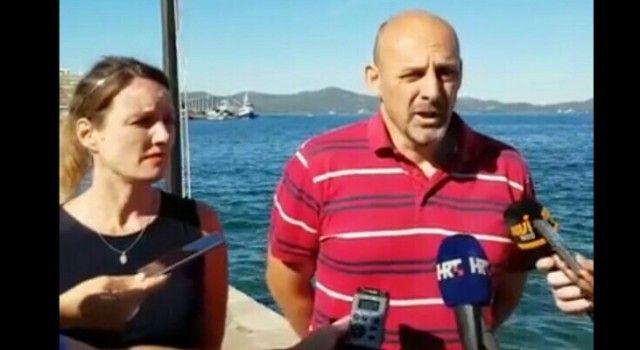 """Članovi Akcije mladih podizanjem zastave iskazali protivljenje investiciji """"Dogus grupe"""""""