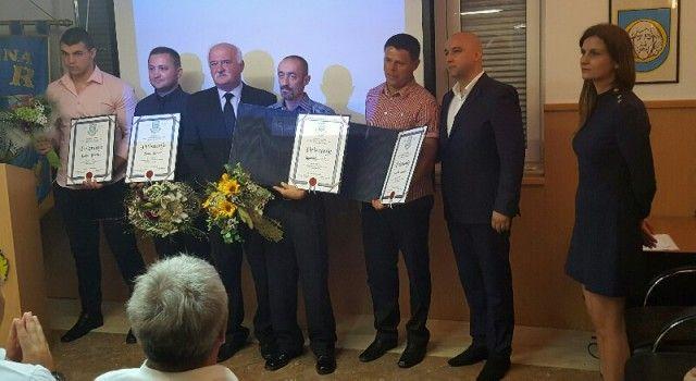 DAN OPĆINE VIR Dodijeljene nagrade i priznanja najuspješnijim sportašima!