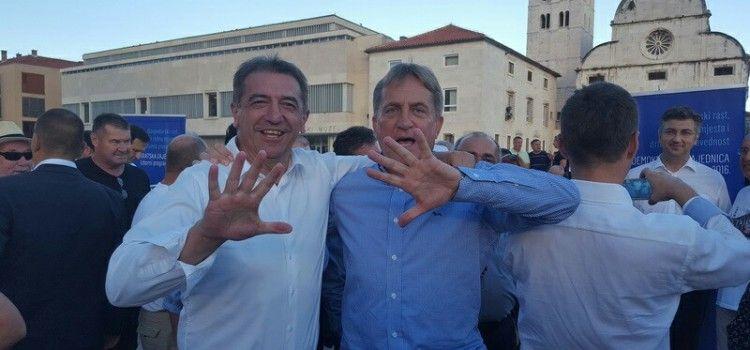 KALMETA I MILINOVIĆ PROGNOZIRAJU: Ovaj put osvojit ćemo 10 saborskih mandata!