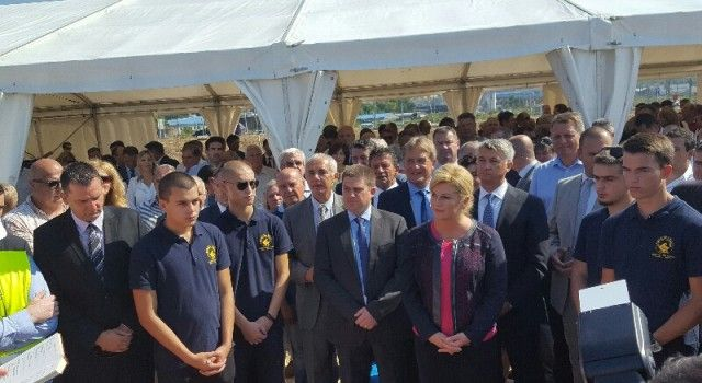 KAMEN TEMELJAC Zadar će dobiti gospodarski uzlet dovršetkom Gaženice!