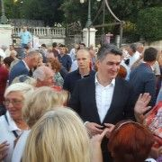 Zoran Milanović boravi danas u Zadru; Družit će se s građanima