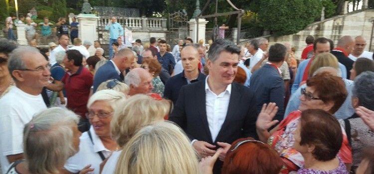 SKUP SDP-A U ZADRU: Milanović: Vrijeme je da zajedno smijenimo nesposobnu Vladu!