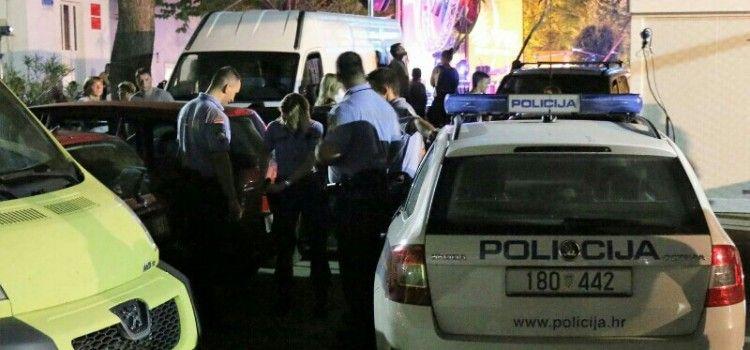 Policija privela dvojicu mladića zbog krađe plinskih boca