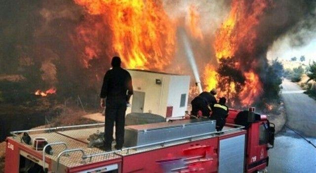 Zbog izazivanja požara kod Benkovca priveden 53-godišnji muškarac