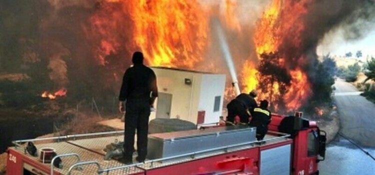 PRI GAŠENJU POŽARA U ZADARSKOM ZALEĐU Ozlijeđen vatrogasac!