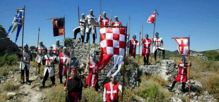 POVIJESNO SCENSKI SPEKTAKL Dani vitezova vranskih – borbe na kopnu i na moru!