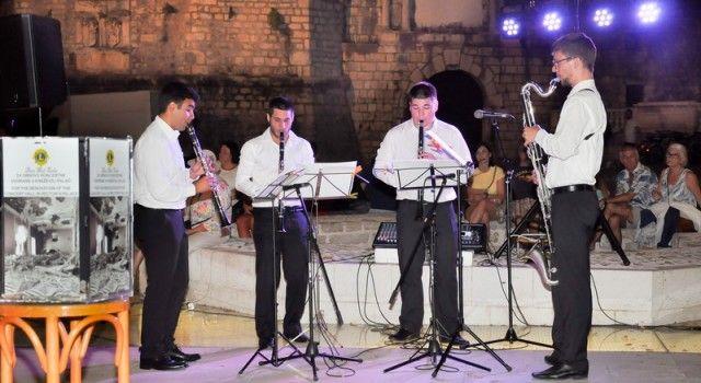 TRG PETRA ZORANIĆA U petak nastupa Zadarski kvartet klarineta