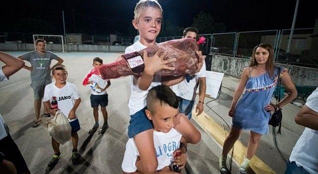 FOTOGALERIJA Bibinjske litnje igre (Foto: Saša Čuka)
