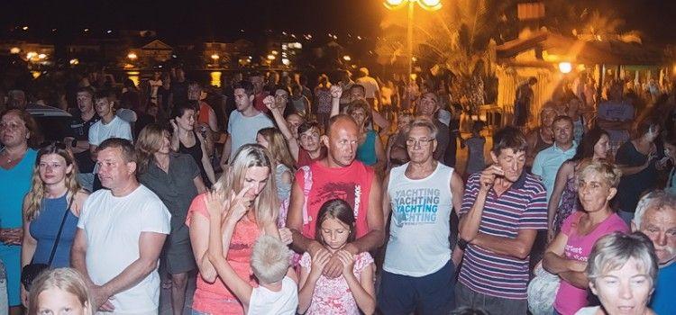 FOTOGALERIJA Feštica u Bibinjama (Foto: Saša Čuka)