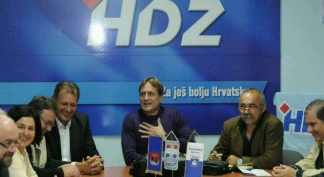 HDZ Zadarske županije odabrao kandidate za Sabor, Plenković će odlučiti