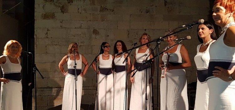 """FOTOGALERIJA Koncert """"Zadarski klapski puti"""" ispred crkve Sv. Krševana"""