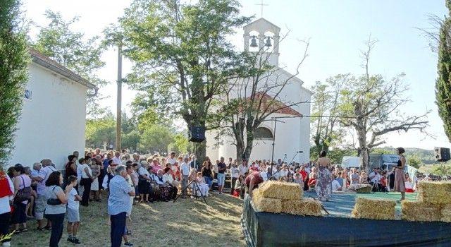 FOTOGALERIJA Proslava Sv. Ivana Krstitelja Glavosjeka u Medviđi (Foto: M. LEDENKO)