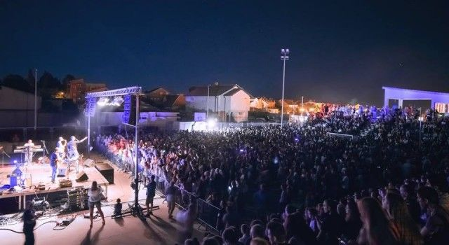 FOTOGALERIJA Spektakularan koncert Petra Graše u Bibinjama (Foto: Saša Čuka)