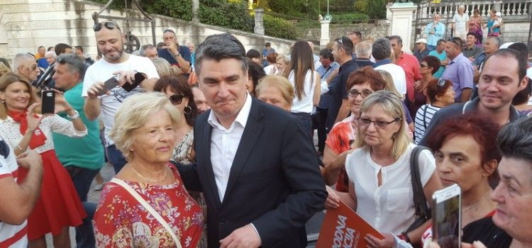 ULAGANJA MILANOVIĆEVE VLADE U BIOGRAD I OTOKE Zadarski SDP zadovoljan!