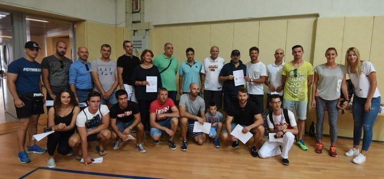 HUMANITARNA AKCIJA Sportaši i sportski djelatnici darovali krv!