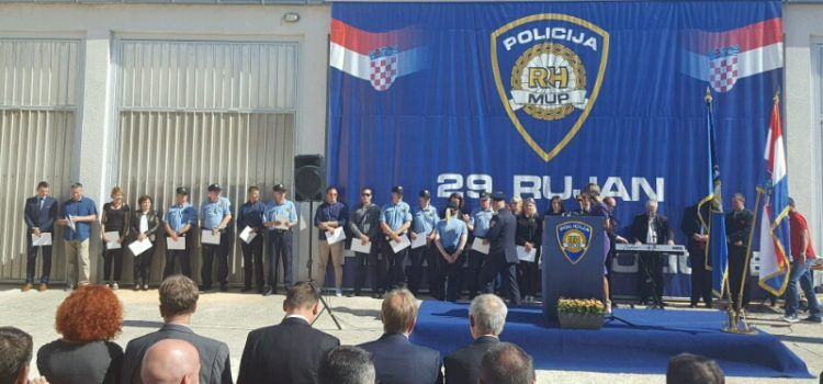 PROSLAVA DANA POLICIJE Nagrade i priznanja za najuspješnije policajce!