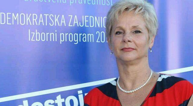 Naša sugrađanka Grozdana Perić imenovana u Nadzorni odbor Fine