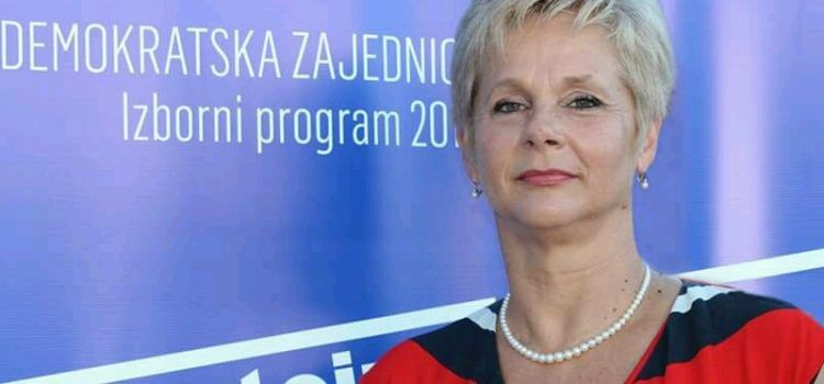 GROZDANA PERIĆ: Kao saborska zastupnica građanima ću biti dostupna!