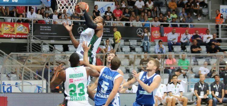 U prvoj utakmicu KK Zadar poražen