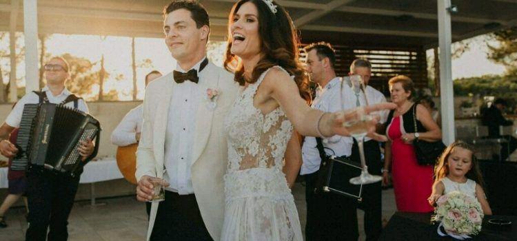 Slavlje povodom vjenčanja manekenke Silvije Beretin trajalo pet dana