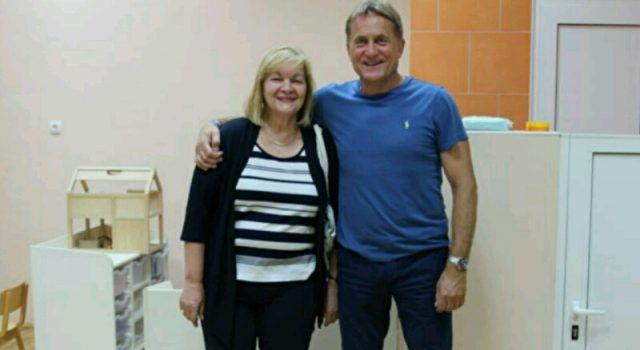 Gradonačelnik Kalmeta obišao obnovljeni dječji vrtić u Ričinama