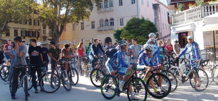 FOTOGALERIJA Biciklijada Zadar – Bibinje