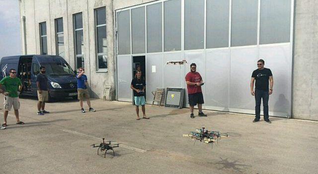 """NA ZADARSKOM PODRUČJU Već 15 dana snima se reality serijal """"Rat dronova"""""""