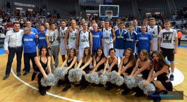 KK Zadar pobijedio euroligaša Lokomotiva iz Kubana i osvojio treće mjesto