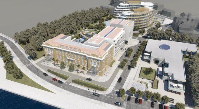 FOTOGALERIJA Pogledajte kako će izgledati hotel Hyatt Maraska