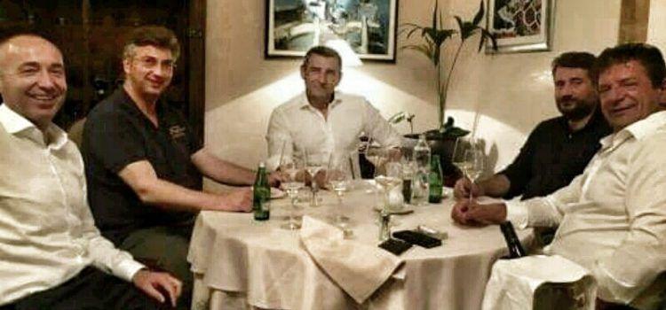 U NIKE Gotovina i Dilber večerali s Plenkovićem i Krstičevićem