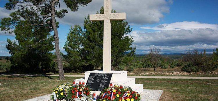 Spomen na 15 žrtava Domovinskog rata i 25. obljetnicu progonstva mještana Vukšića