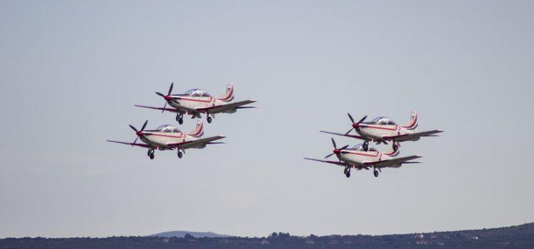 """FOTOGALERIJA """"Krila Oluje"""" i helikopteri oduševili posjetitelje (Foto: Toni BUČIĆ)"""
