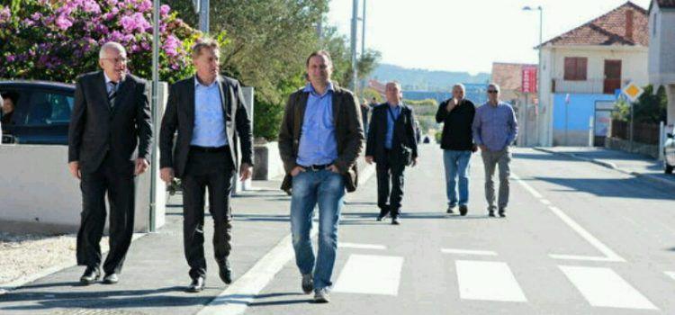 ULOŽENO 6,5 MILIJUNA KUNA Ulica Borka Šarlije Kese, bivša Bihačka, otvorena za promet