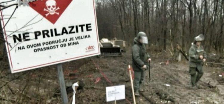 U EKSPLOZIJI MINE Poginuo pirotehničar Vilson Kulaš iz Biograda