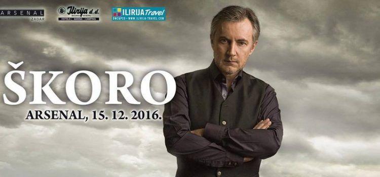 """MIROSLAV ŠKORO U ARSENALU Održat će koncert """"Mene zovu tambure!"""""""