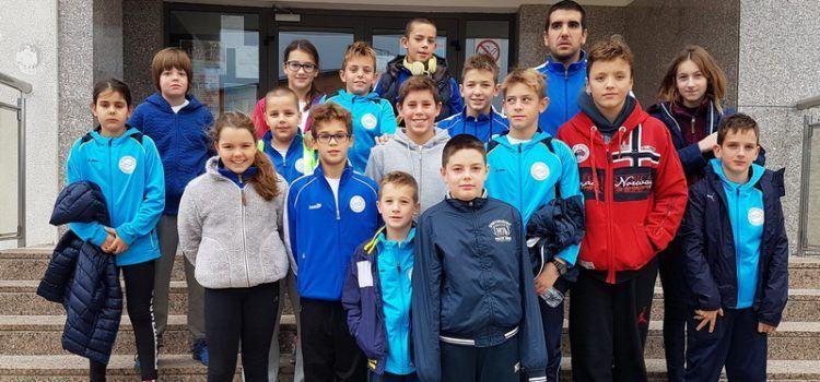 OSVOJILI MEDALJE Uspjeh članova Plivačkog kluba Jadera