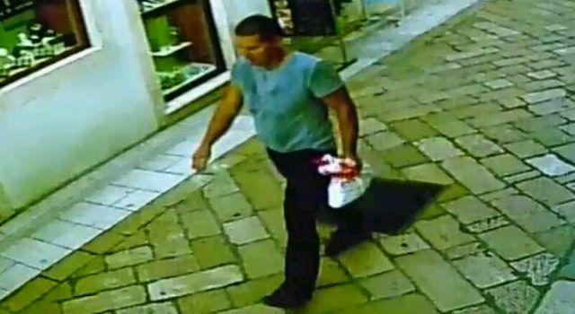 POLICIJA MOLI ZA POMOĆ Poznajete li ovog muškarca?