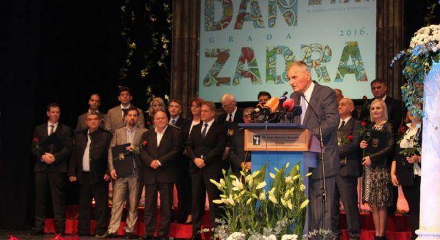 FOTOGALERIJA Svečana sjednica povodom Dana grada Zadra (Foto: Ivan Perica)