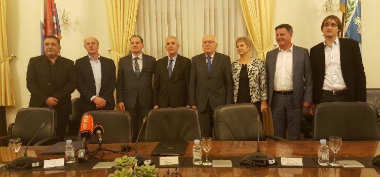 U ŽUPANIJI Potpisan ugovor o sufinanciranju Centra za gospodarenjem otpadom