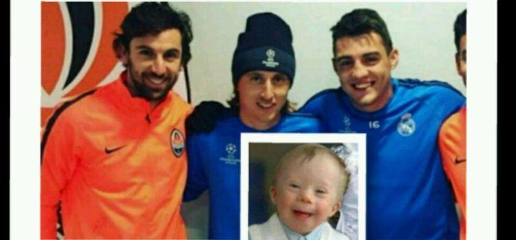 ODUŠEVILI FANOVE Modrić, Kovačić i Srna donirali 300.000 eura za operaciju malenog Ivana