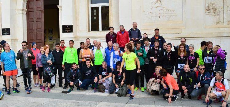 FOTOGALERIJA Mali maraton Nin – Zadar (Foto: Čedomir FABULIĆ)