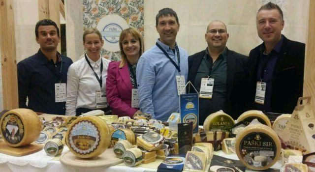 VELIKI USPJEH Paški sir u Španjolskoj proglašen najboljim sirom Srednje i Istočne Europe!