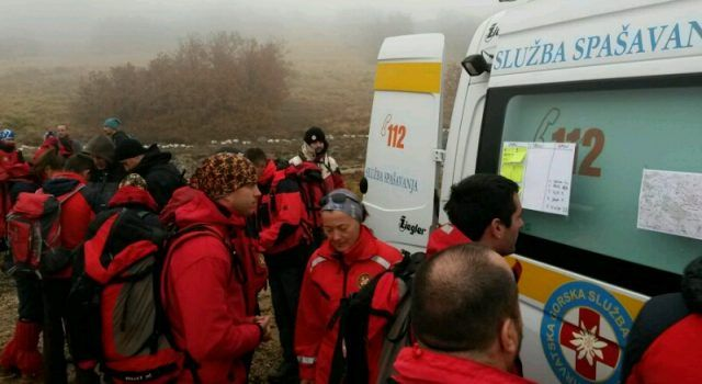 Danas se nastavlja velika potraga za muškarcem koji je nestao na Velebitu